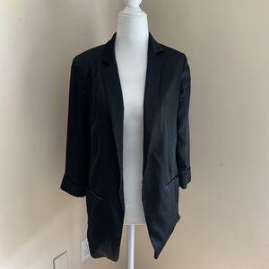 Women's Express Satin Blazer